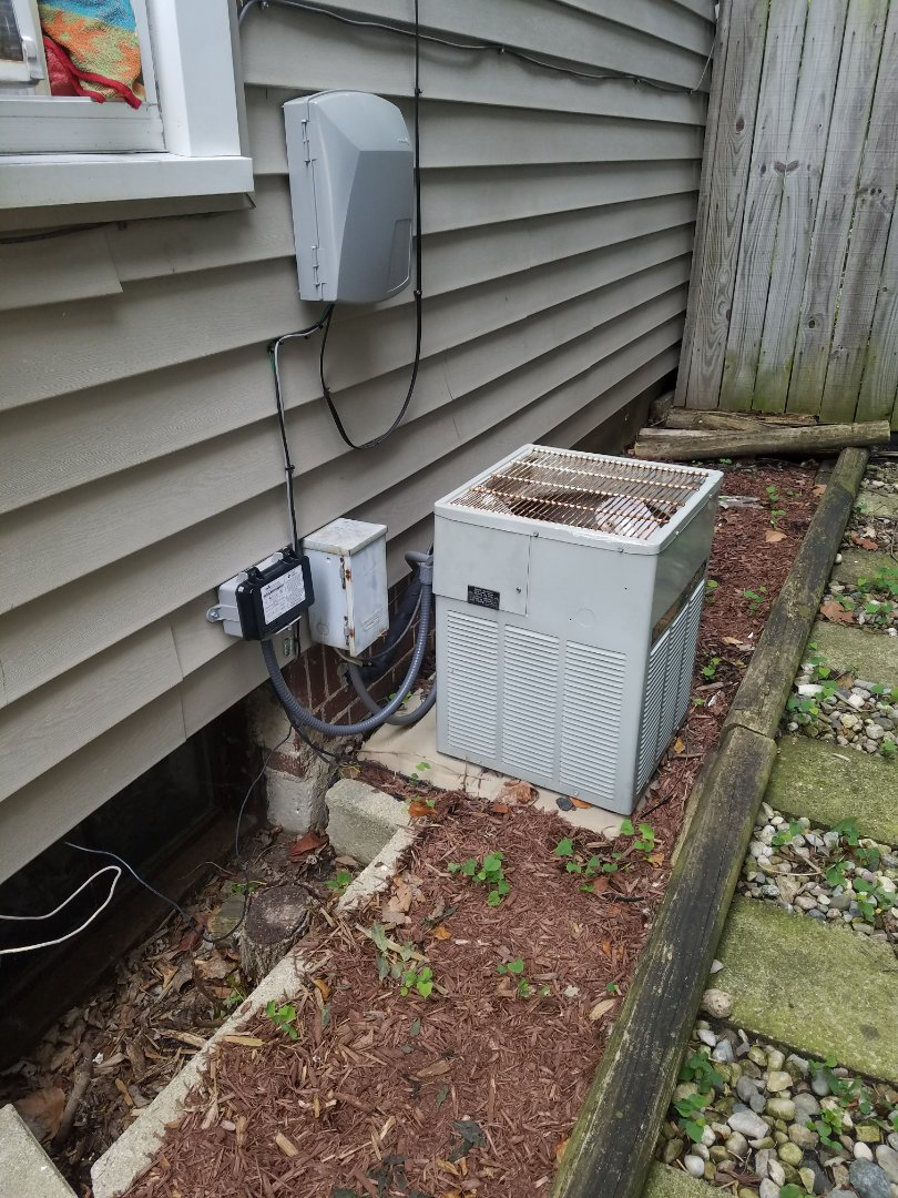 Huntington, IN - Replace Trane air conditioner with new Bryant air conditioner