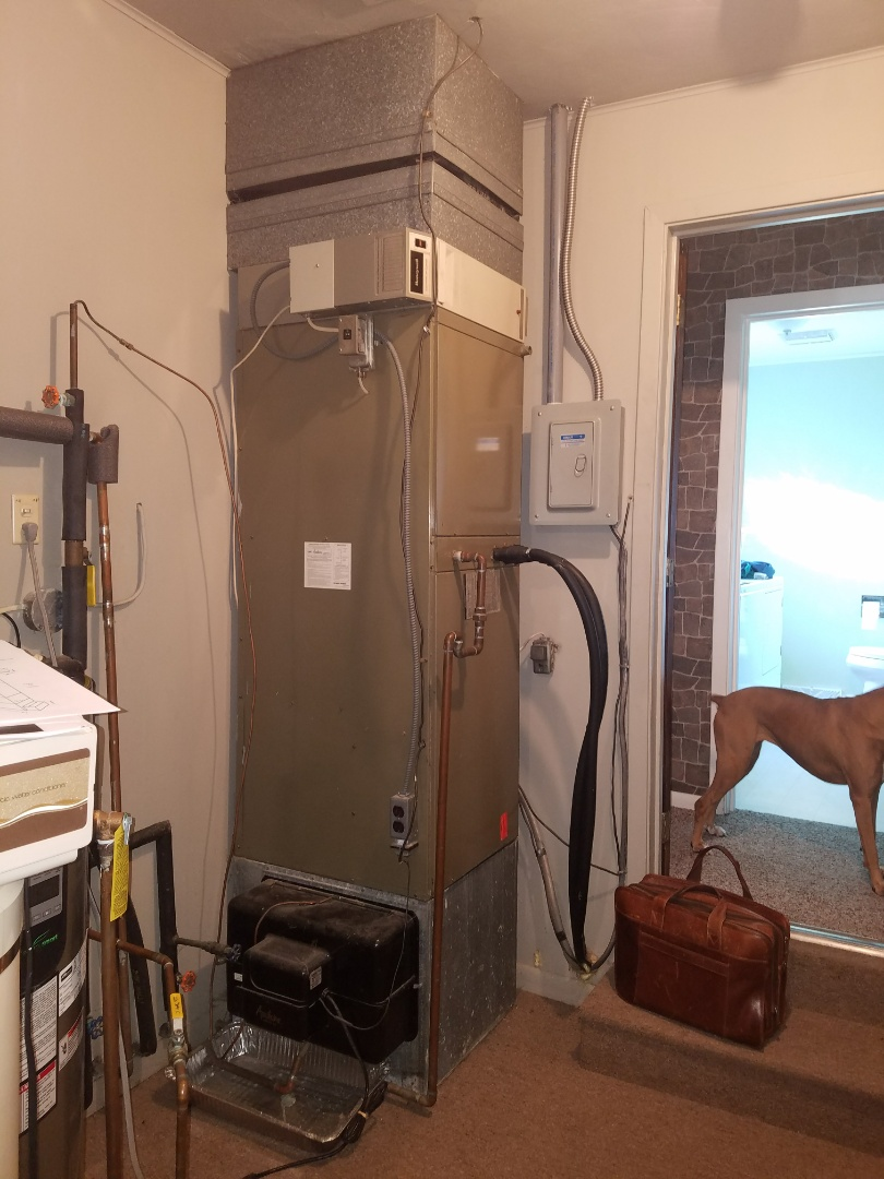 Huntington, IN - Replace air to air heat pumps with water furnace 2 stage geothermal closed loop system