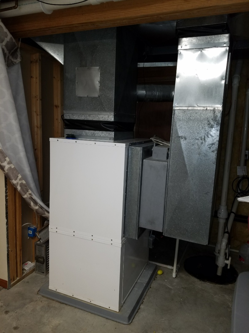 Huntington, IN - Replace geothermal unit with new water furnace 2-stage high efficiency closed loop system