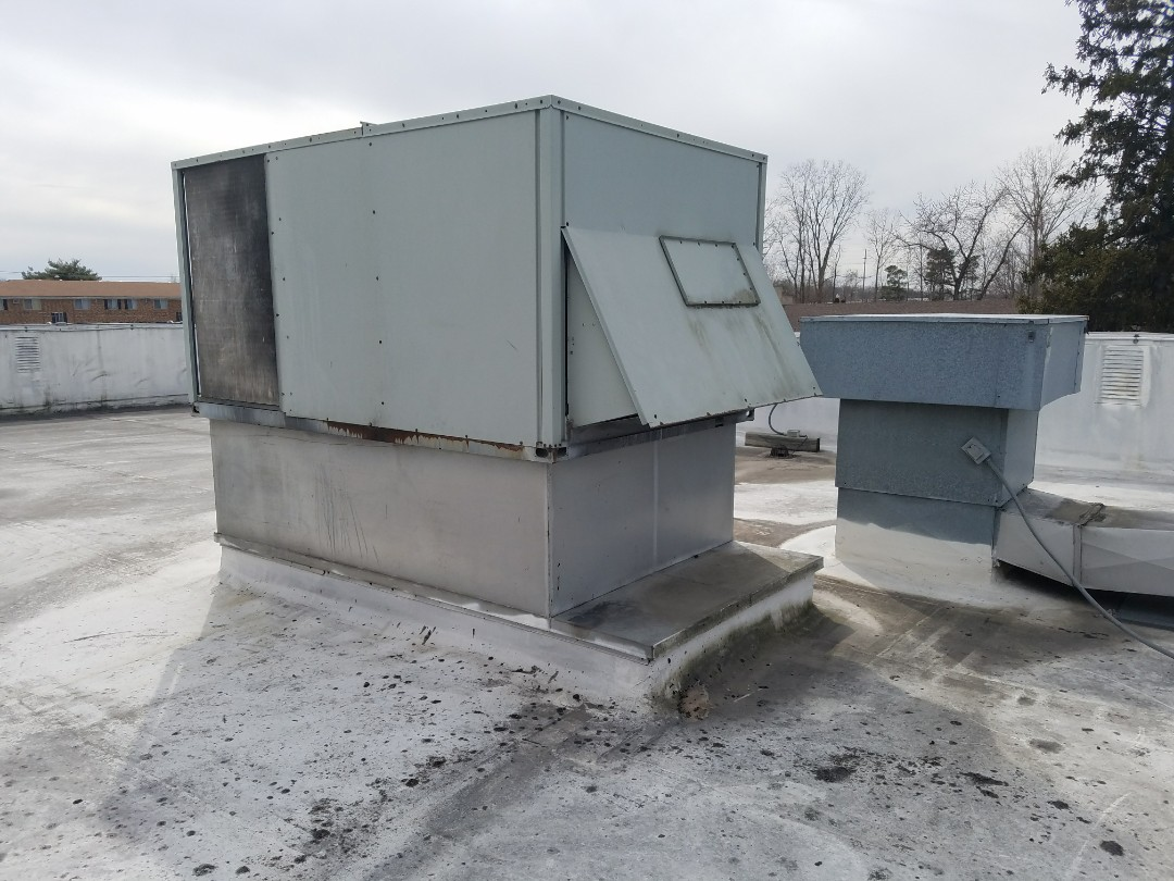 Argos, IN - Replace existing roof top unit four restaurant with new Bryant high efficiency rooftop unit to include economizer and perfect humidity control