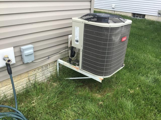 Commercial Point, OH - Commercial point Grove city local ac service