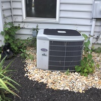 Blacklick, OH - Installed a honeywell T6 Pro programmable thermostat