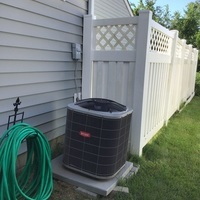 Blacklick, OH - Free estimate provided at customer request to replace a Bryant AC with a Carrier 13 SEER 2.5 Ton Air Conditioner. Included a one year service maintenance agreement.