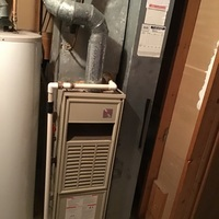 Obetz, OH - Free quote provided to replace a Bryant furnace and Goodman A/C with a Carrier 80% 70,000 BTU Gas Furnace and Carrier 13 SEER 2 Ton Air Conditioner.