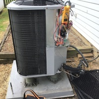 Reynoldsburg, OH - Reversing valve replaced on a 2007 ICP Heat Pump.