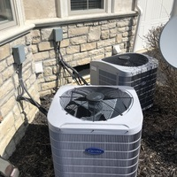 Blacklick, OH - Diagnostics service appointment for Carrier 13 SEER Air Conditioner.
