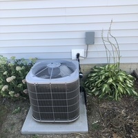 Galloway, OH - Free second diagnostic opinion over a 2009 Carrier Air Conditioning System. System low on R-410A and compressor rattling. Customer requested to replace the system.