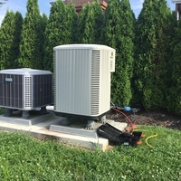 Pataskala, OH - Estimate provided to replace Nortek Air Conditioning System with Carrier System.