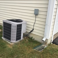 Galloway, OH - Free quote provided to replace a Carrier A/C with a Carrier 13 SEER 2 Ton Air Conditioner.