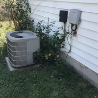 Reynoldsburg, OH - Diagnostic service confirmed and found the current thermostat needs replaced. Installed a Honeywell T6 Pro Programmable Thermostat. System properly functioning upon technician departure.