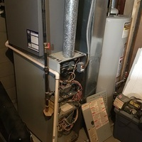 Galloway, OH - 1997 Bryant furnace struggling to ignite or turn on. Cleaned off the flame sensor and confirmed the system is properly heating at this time.