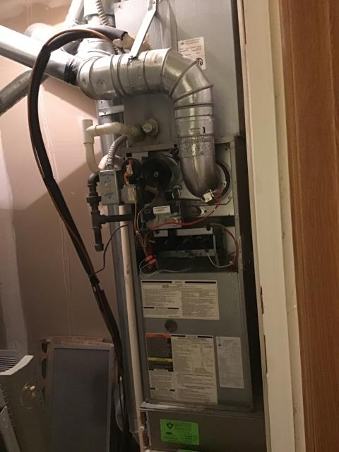 Grove City, OH - Replaced gas valve and manifold on Bryant furnace. All is working properly at this time.