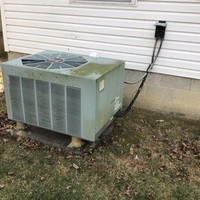 Galloway, OH - Diagnostic Call for a Rheem Heat Pump making loud rattling noise.