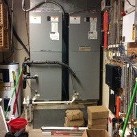 Reynoldsburg, OH - Furnace Tune Up and Safety Inspection on Armstrong Commercial Furnace Unit.