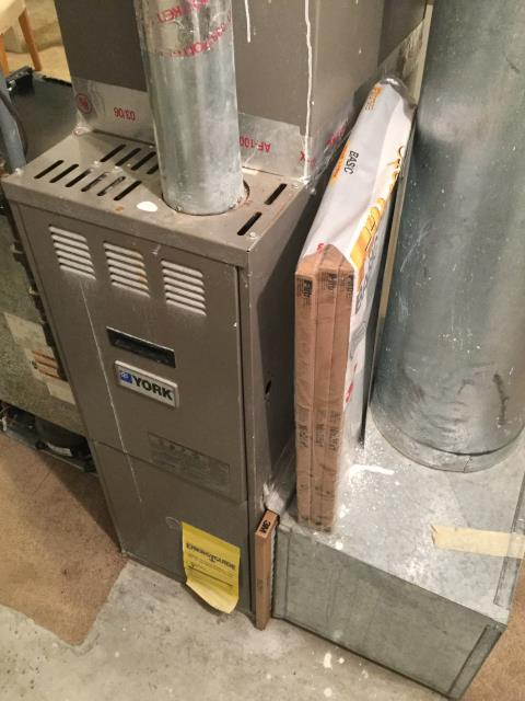 Pataskala, OH - I preformed our Seasonal maintenance on a Carrier furnace. All checks are good and the system is ready for winter.