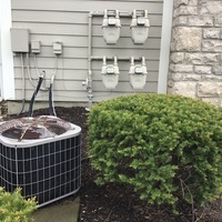 Gahanna, OH - Provided free in home estimate to replace existing AC and furnace with new Carrier equipment.