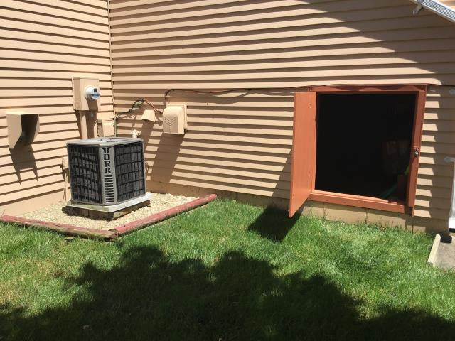 Galloway, OH - I provided a estimate for a new  Five Star 13 SEER 2.5 Ton Air Conditioner