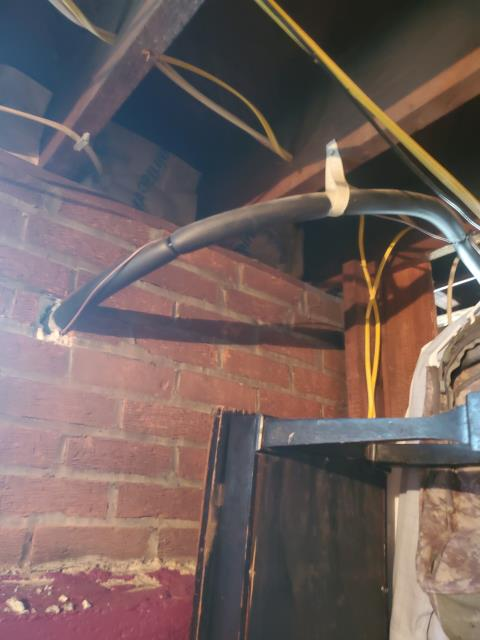 Groveport, OH -  Replace circuit board. Pull and install new low voltage wiring from furnace to AC condenser