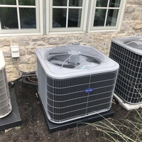 Blacklick, OH - Installing new 2020  Carrier 16 SEER 3 Ton Air Conditioner