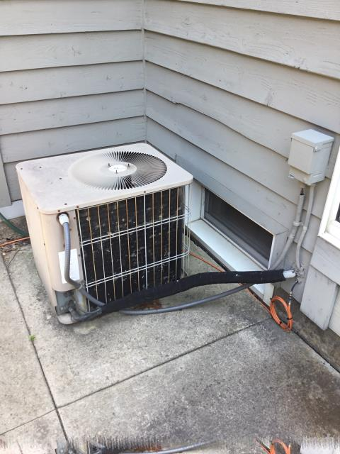Columbus, OH - I Replaced the  evaporator coil with A ADP coil on this 1998 Armstrong