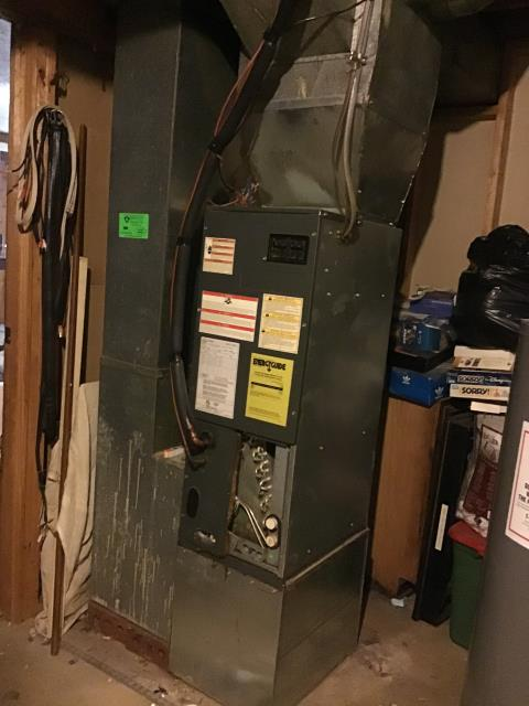 Columbus, OH - I provided an estimate for a new Five Star 14 SEER 2 Ton Heat Pump and a new .Five Star Multi-Speed 2 Ton Electric Furnace / Fan