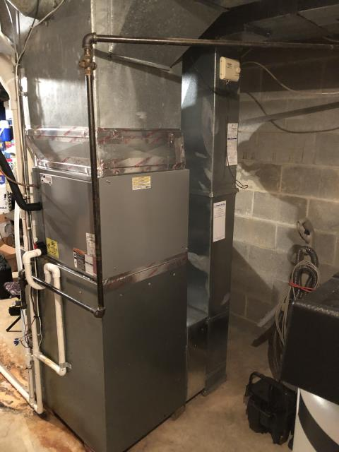 Westerville, OH - I Found circuit board failure on the 2001 Rheem