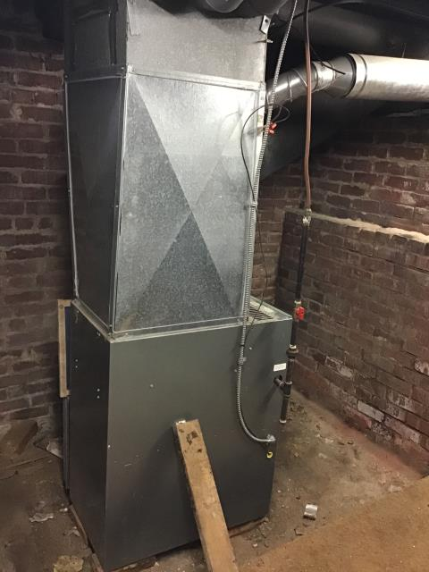 Lockbourne, OH - I performed full furnace tune-up.