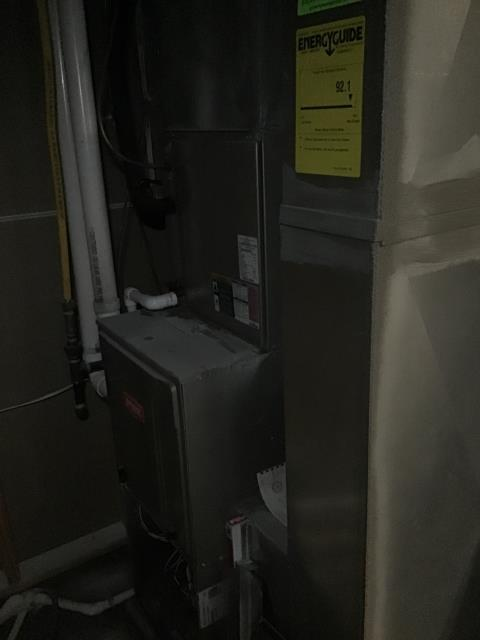 Commercial Point, OH - After performing diagnostic tests on the Bryant gas furnace, I could still not determine the issue. I will return with my supervisor to dig into the furnace to determine the issue.