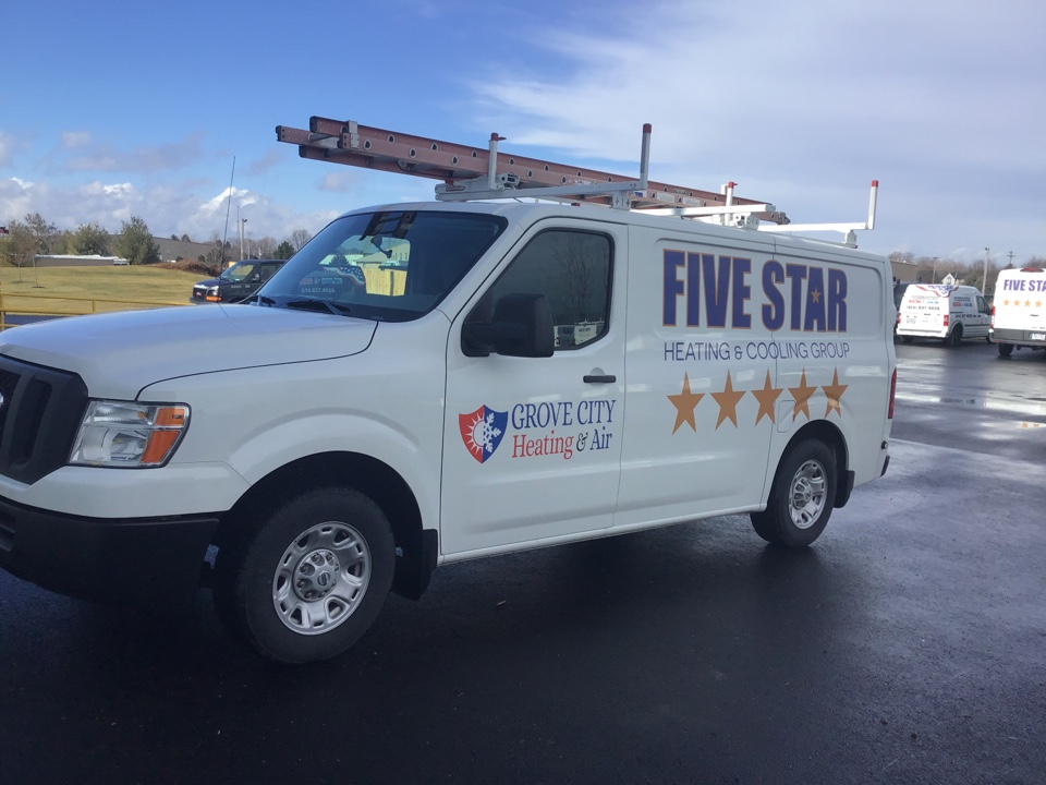 Canal Winchester, OH - Hvac service