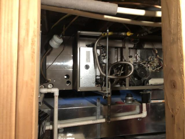 Canal Winchester, OH - I found that the OEM Inducer Motor will need replaced. Customer will decide between replacing motor and replacing 2004 York Winchester gas furnace.