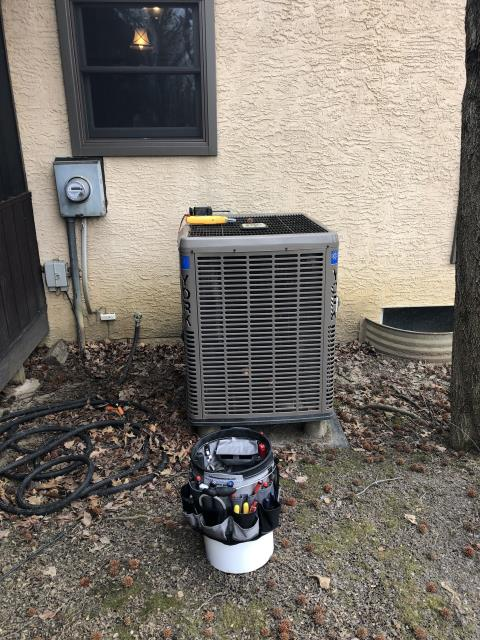Westerville, OH - I replaced the defrost board and defrost sensors. I cycled the system to ensure everything was working properly. System is operational upon departure.