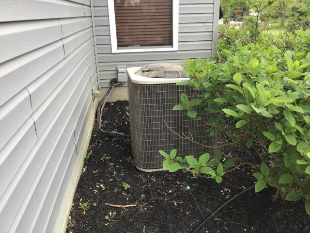 Hilliard, OH - I completed a diagnostic service call on a Payne air conditioner. Determined that due to the cost of repairs that it may be best to replace. Customer having new unit installed next day.