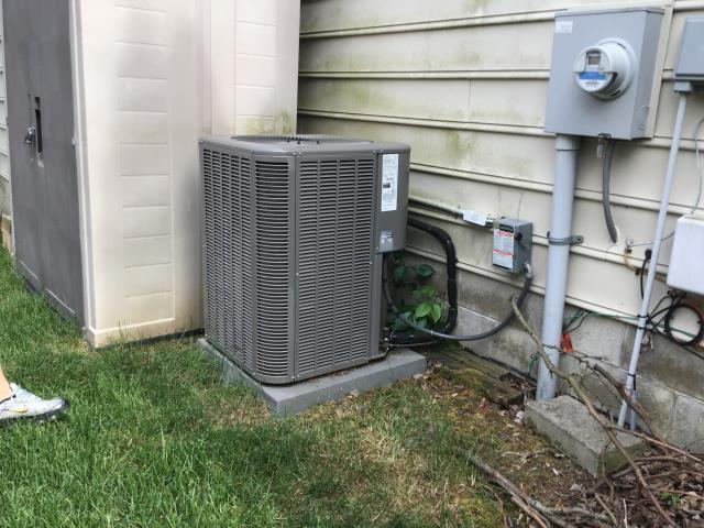 Lewis Center, OH - I completed a diagnostic service call on a Lennox air conditioner. I determined that the furnace is needing to be replaced given the age and condition of the unit. Air conditioner is operating upon departure. Customer opted to replace furnace.