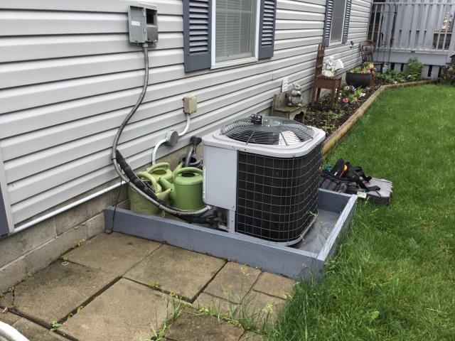 Galloway, OH - I completed a diagnostic service call on an ICP air conditioner. I determined that the contactor needed to be replaced. Cycled and all is operating properly.