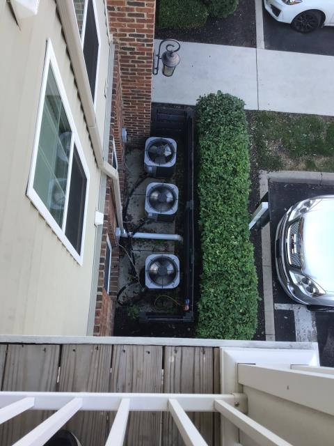 New Albany, OH - I completed a diagnostic service call on an air conditioner, I determined that the unit was in need of a new compressor. I went over options with the customer.