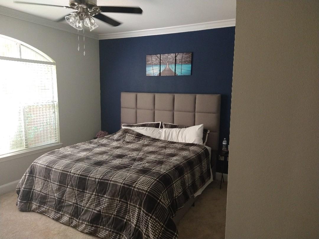 Dunwoody, GA - Doing interior paint work