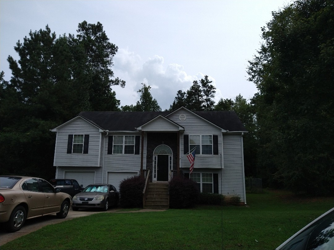 Covington, GA - At roof inspection appointment