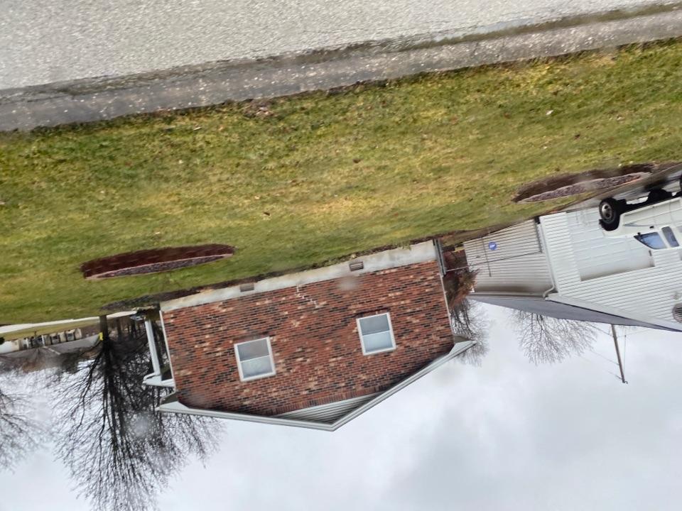 Frankfort, KY - Lexington blue roof inspection
