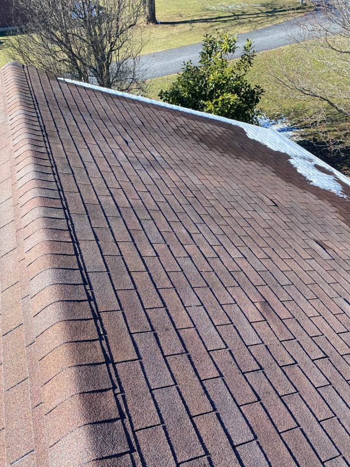 Harrodsburg, KY - Free roof inspections from Lexington blue #roofrepair #roofdamage #freeroofinspection #winddamage