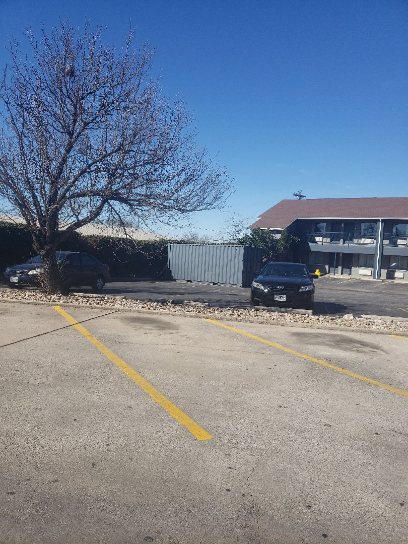 Marble Falls, TX - Container rental