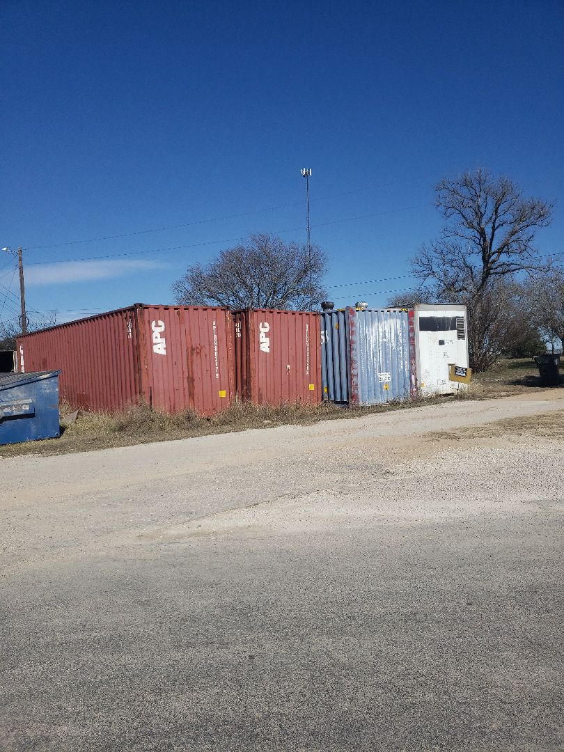 Blanco, TX - Container sales for storage  20 foot 40 foot Delivery to your location  Container rental