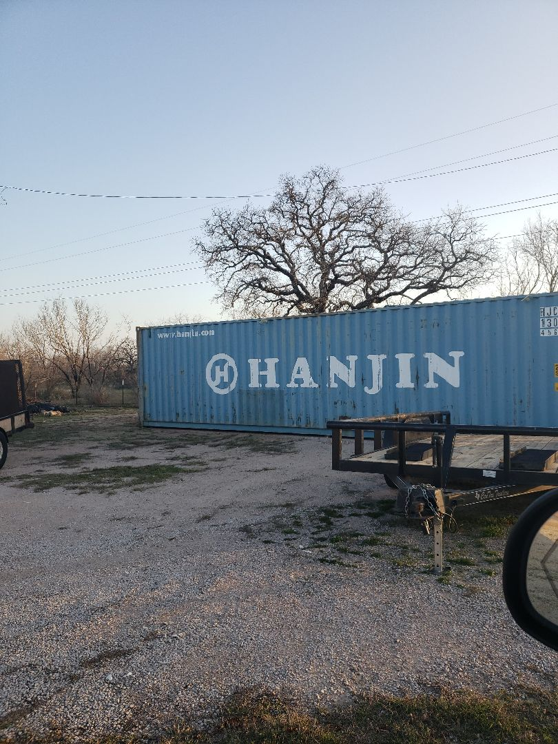 Granite Shoals, TX - Shipping containers for sale and rent  Portable storage