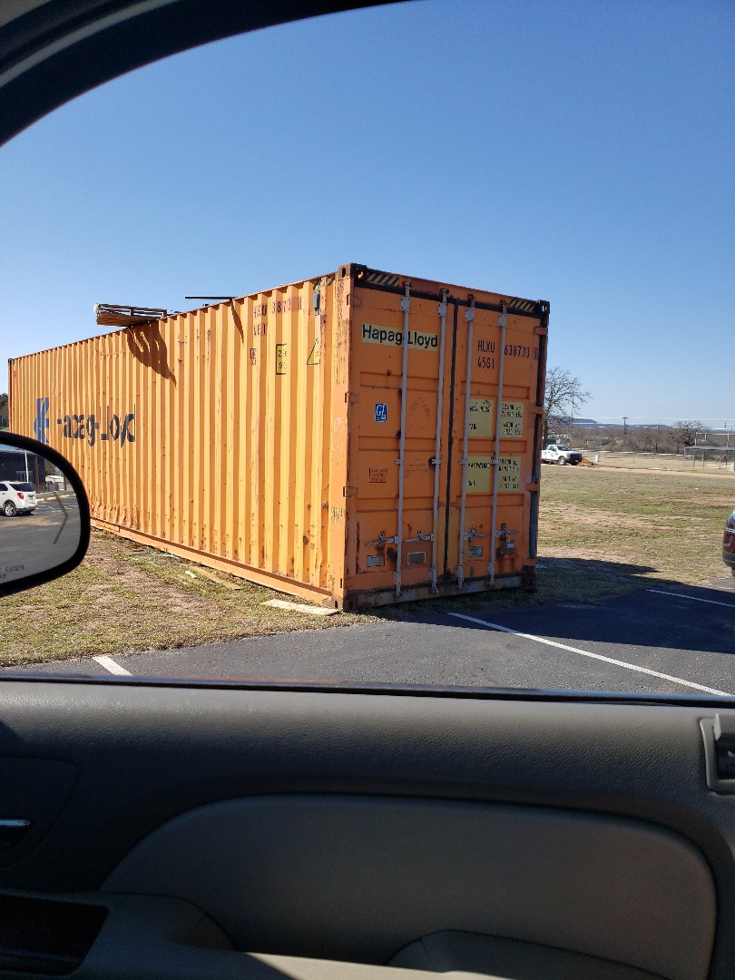 Kingsland, TX - Portable Storage  Shipping containers for sale and rent