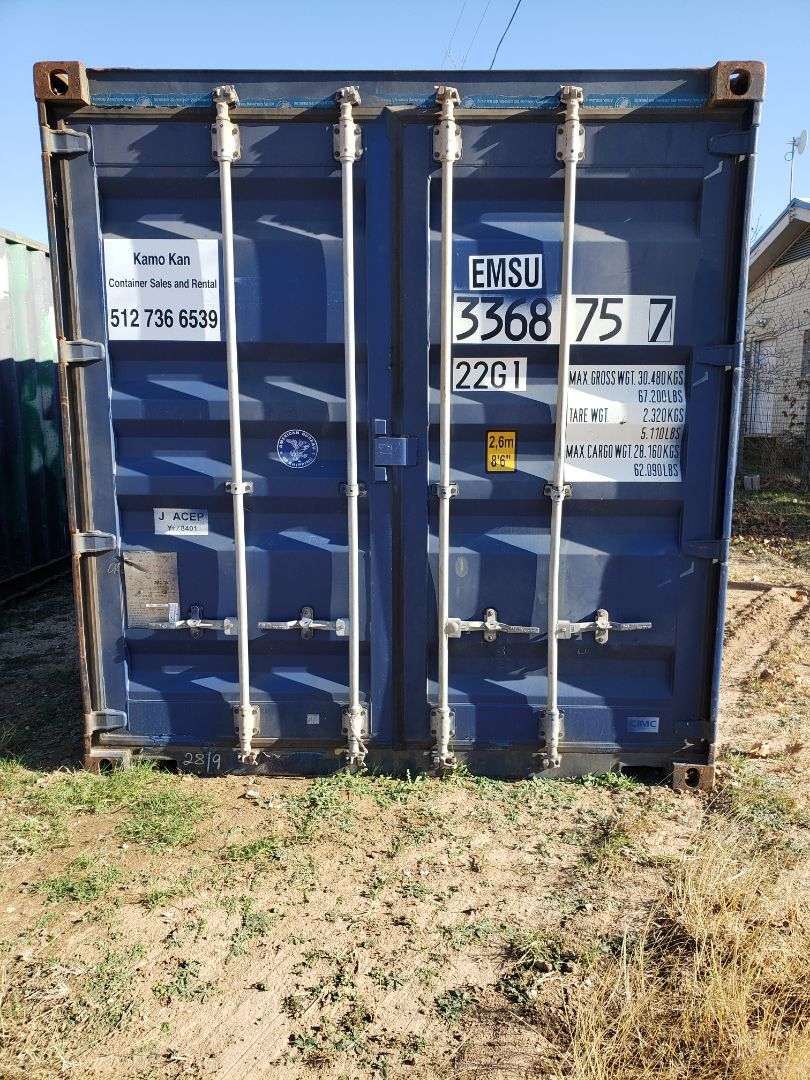 Granite Shoals, TX - Shipping  containers for rent.