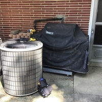 Bellbrook, OH - Preformed AC Tune Up on Payne ac unit, also replaced capacitor