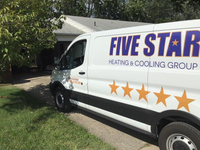 Kettering, OH - Estimate for new carrier high efficient furnace and ac