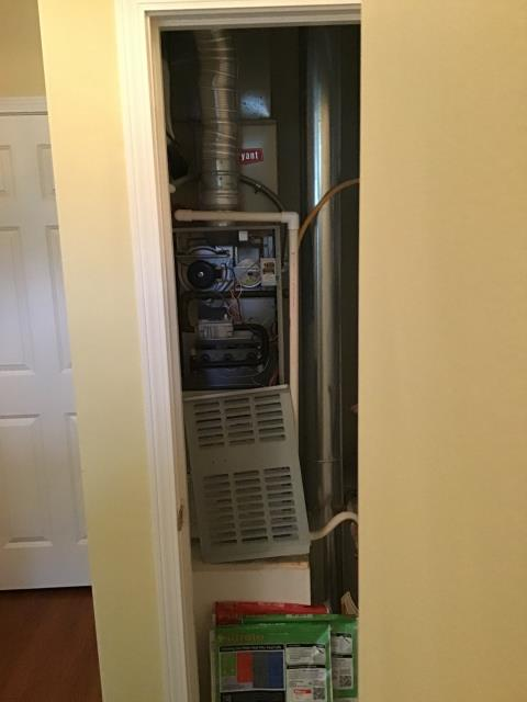 Miamisburg, OH - Bryant furnace repair.  System making loud noise