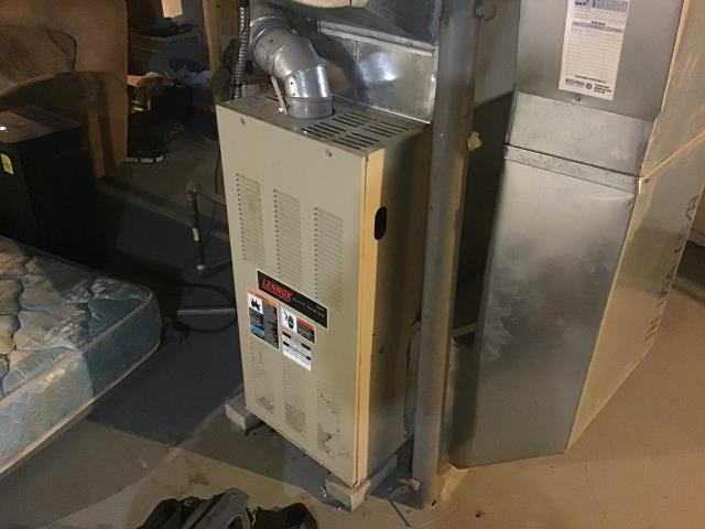 Springfield, OH - Lennox furnace repair
