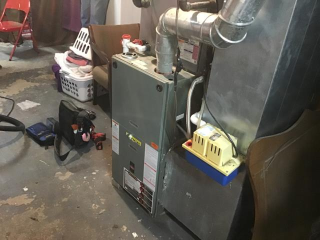 Xenia, OH - Furnace repair