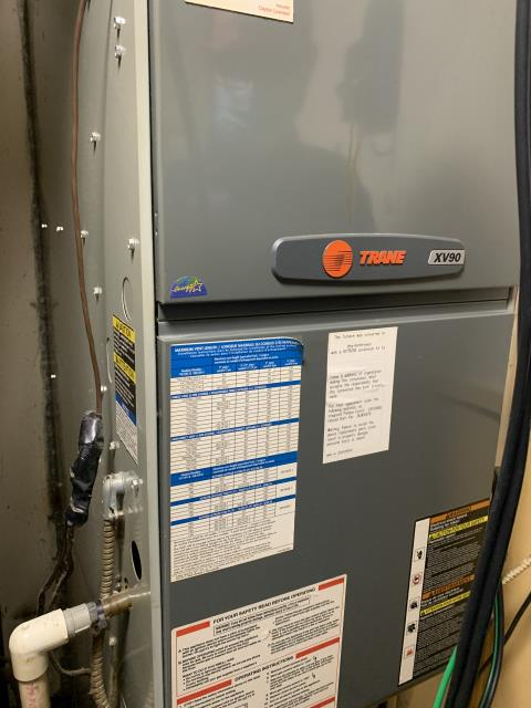 Huber Heights, OH -  Believe board may be issue. Called field supervisor and he instructed to call dispatch and have them reach out to customer to schedule us to come back out with supervisor. At time of departure furnace operational but only has 1st stage